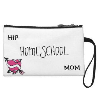 Mini-pochette Embrayage de maman de Homeschool de hanche