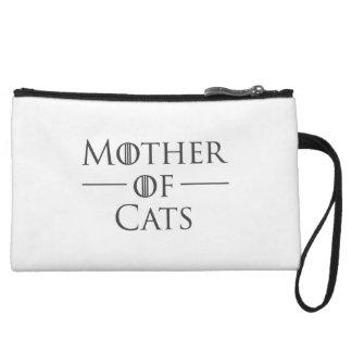 Mini-pochette Mère des chats