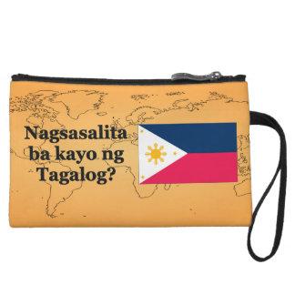 Mini-pochette Parlez-vous Tagalog ? dans le Tagalog. FB de