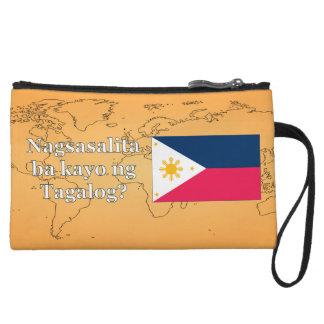 Mini-pochette Parlez-vous Tagalog ? dans le Tagalog. Wf de