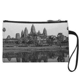 Mini-pochette Photographie d'art du Cambodge de réflexions