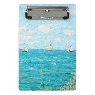 Mini Porte-bloc Claude Monet le cabine aux beaux-arts de