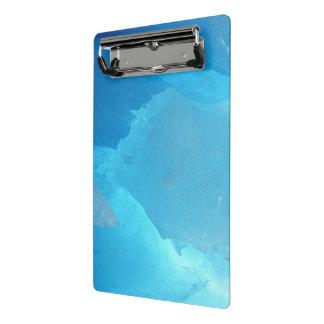 Mini Porte-bloc Glace bleue