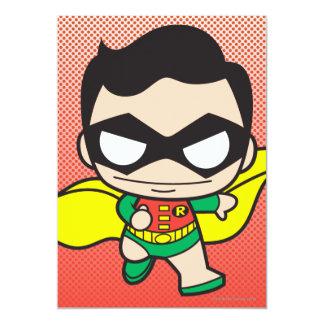 Mini Robin Kaart