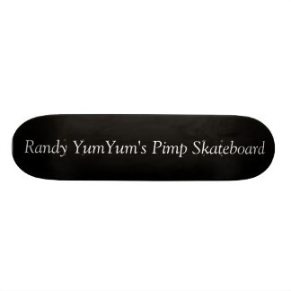 Mini Skateboard 18,4 Cm La planche à roulettes de Randy