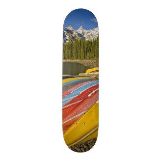 Mini Skateboard 18,4 Cm Parc national du Canada, Alberta, Banff, moraine