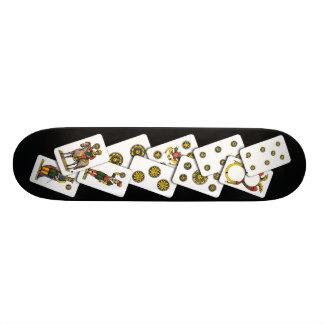 Mini Skateboard 18,4 Cm Planche à roulettes II de Denari