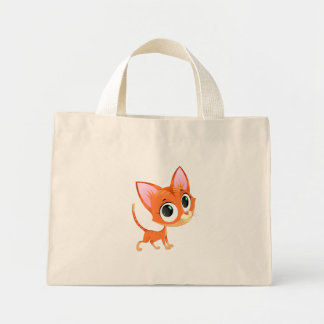 Mini Tote Bag animal ps032 mignon