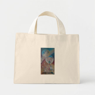 Mini Tote Bag banque de france,