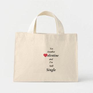 Mini Tote Bag Encore des autre Valentine et moi suis encore