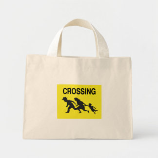 Mini Tote Bag Famille de croisement