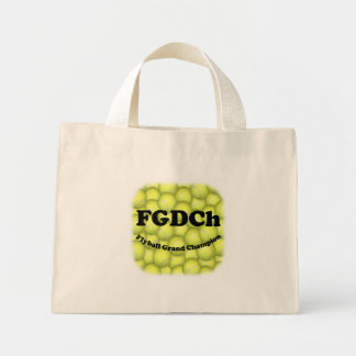 Mini Tote Bag FGDCh, Flyball ChampionTiny grand Fourre-tout
