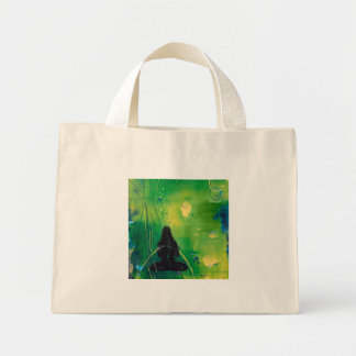 Mini Tote Bag Namaste Fourre-tout minuscule