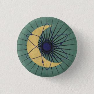 Ministère de l'éducation badge rond 2,50 cm