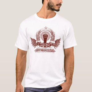 Ministère de T-shirt d'Anti-Propagande