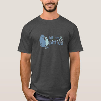 Minous et T-shirt de Pitties