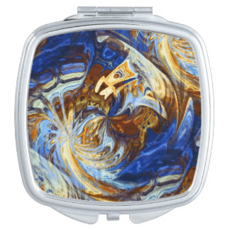 Miroir De Maquillage Hippocampe