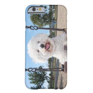 Mis dans votre propre cas de l'iPhone 6 de photo Coque Barely There iPhone 6