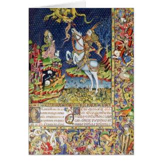 Missel de St George de Topusko Carte
