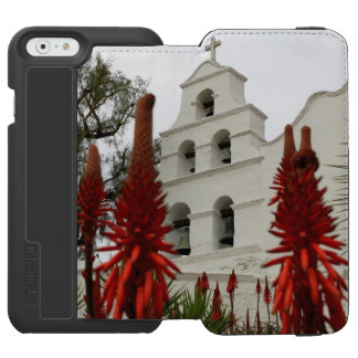 Mission de San Diego Coque-portefeuille iPhone 6 Incipio Watson™
