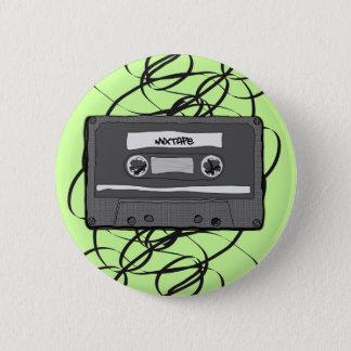 Mixtape Badge Rond 5 Cm