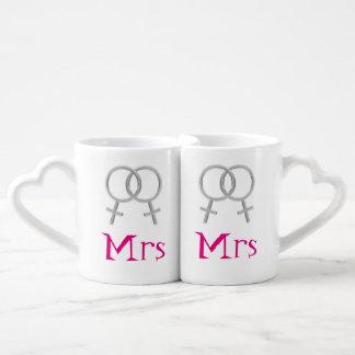 Mme et Mme Mug