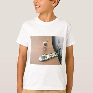Mochi trop chaud pour manipuler t-shirt