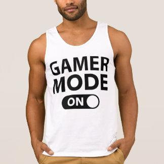 Mode de Gamer dessus