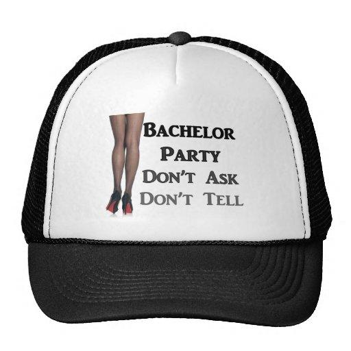 Mode moderne à la mode drôle d'enterrement de vie  casquettes de camionneur