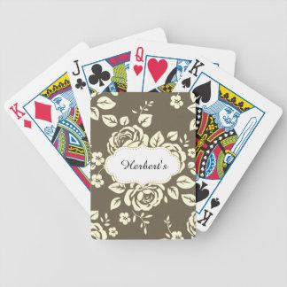 Modèle-CONCEPTION (c) Family-Name_Cards_Taupe- Jeu De Cartes