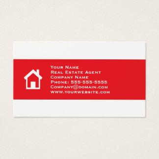 Modèle de carte d'entreprise immobilière