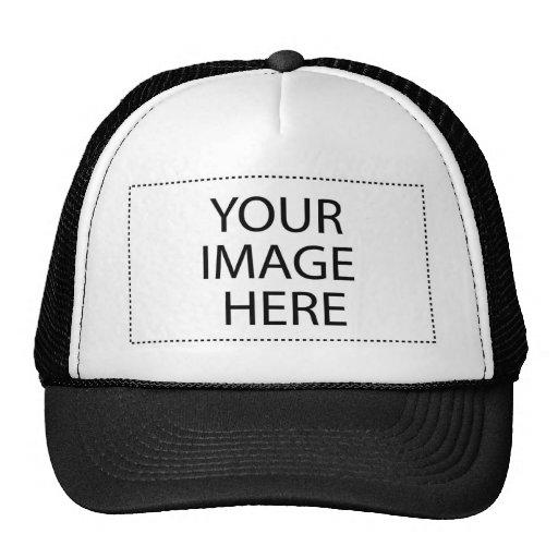 Modèle de chapeau casquettes de camionneur