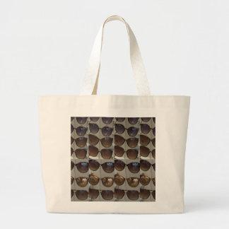 Modèle do-it-yourself d'accessoire de mode de grand tote bag