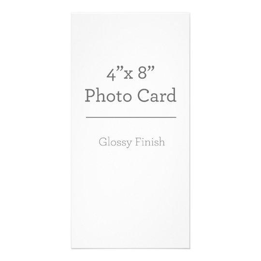 20.32cm x 10.16 cm Photocard