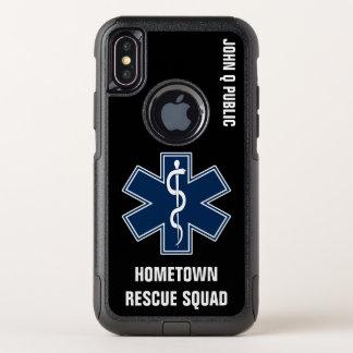 Modèle nommé de l'infirmier EMT SME