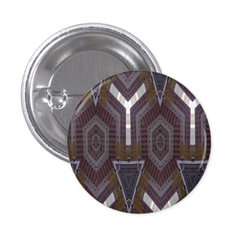 Modern abstract patroon buttons