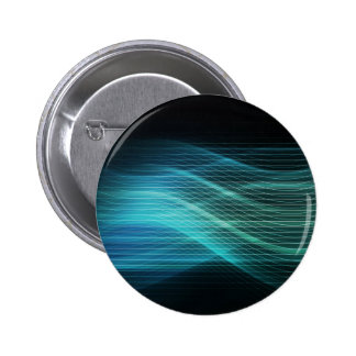 Moderne Digitale Futuristische Samenvatting Speld Buttons
