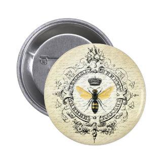 moderne vintage Franse bijenkoningin