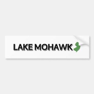 Mohawk de lac, New Jersey Autocollant De Voiture