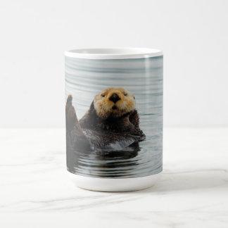 Mok de van Alaska van de Koffie van de Otter van