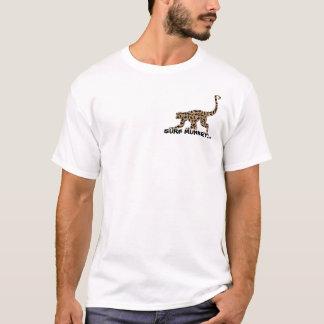 Moka - avant de Munkey/dos de Longboarder T-shirt