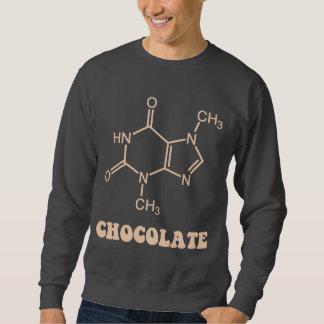 Molécule scientifique de théobromine d'élément de sweatshirt