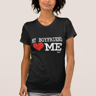 Mon ami m'aime t-shirt