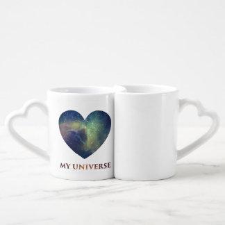 Mon amour d'univers tient le premier rôle la tasse
