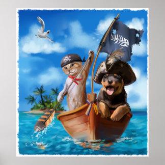 Mon capitaine poster