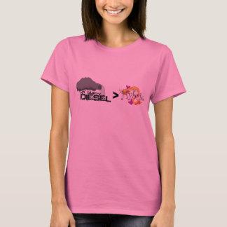 Mon diesel > votre chemise hybride t-shirt