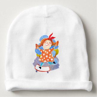 Mon été ! bonnet pour bébé