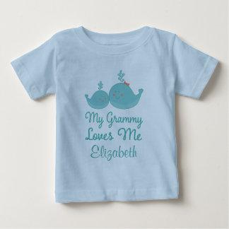Mon Grammy m'aime cadeau de T-shirt de