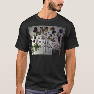 Mon mur de mardi gras t-shirt