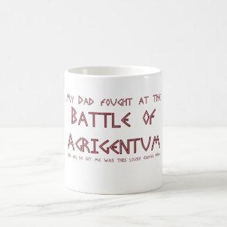 Mon papa a combattu à la bataille d'Agrigentum Mug